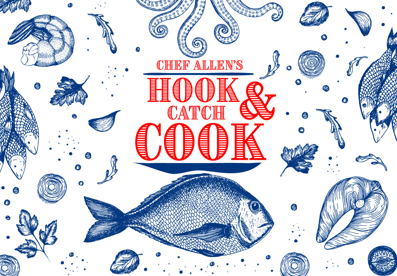 Chef Allen's Hook, Catch & Cook: An Evening Of Sustainable Seafood