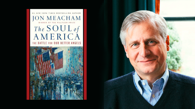 a review of john meachams the american gospel Written by jon meacham, audiobook narrated by grover gardner sign-in to download and listen to this audiobook today solid review of factual info & analysis of same in a time when washington, dc and the country are more polarized than they have been for decades, john mccain is the an insightful and eloquent account of the spiritual foundation of the early days of the american republic.