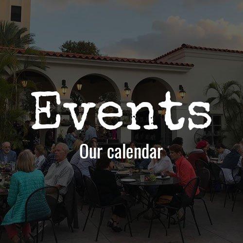 Books & Books Events Calendar