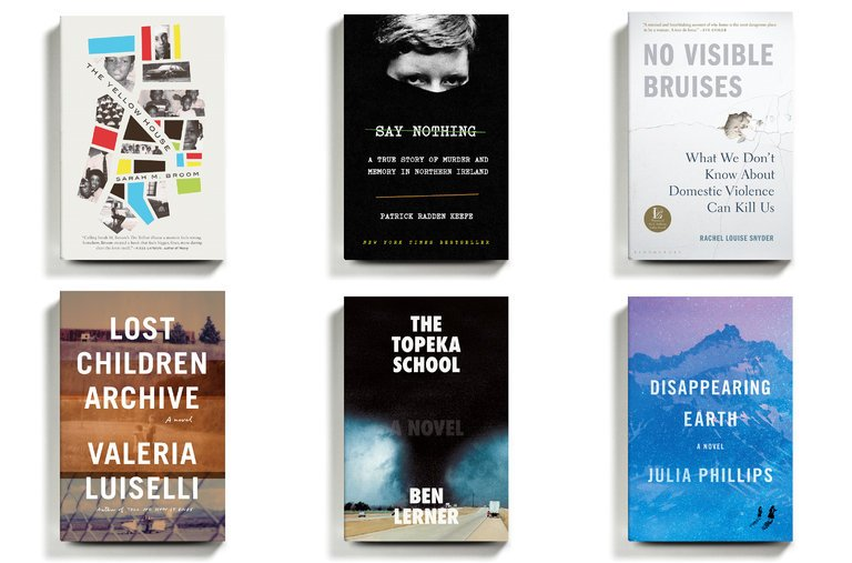 The New York Times Book Review The 10 Best Books Of 2019 Books Books